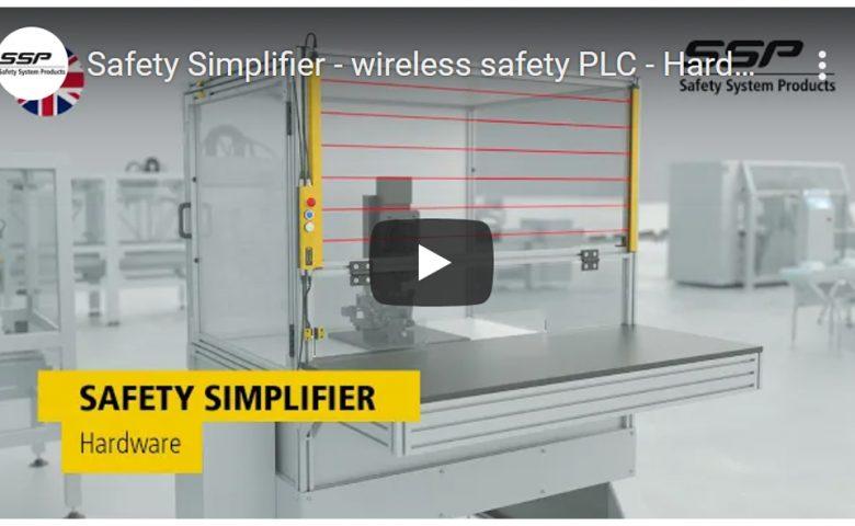 A wireless Safety PLC - SSP NORTH.